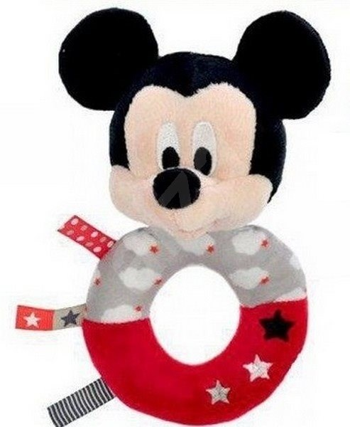 Baby Rattle Mickey Mouse - Baby Rattle