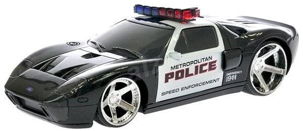 Ford GT Police - Toy Vehicle