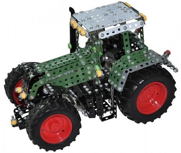 Tronic Professional Fendt 939 - Tractor with roof control  - Building Kit