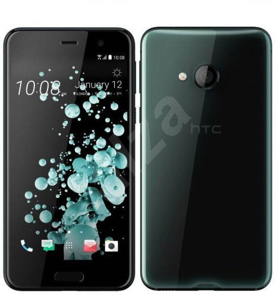 HTC U Play Brilliant Black - Mobile Phone