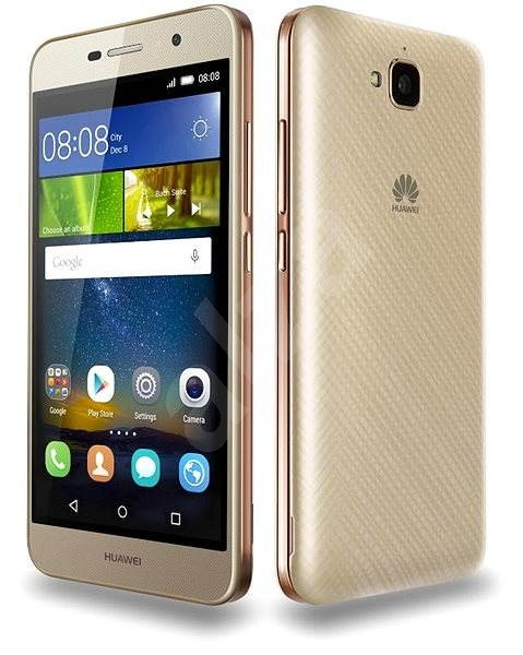 HUAWEI Y6 Pro Gold - Mobile Phone