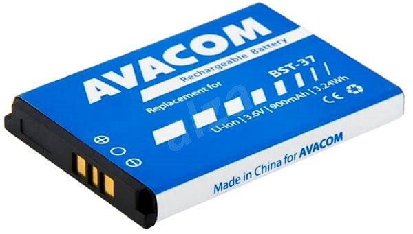 AVACOM for Sony Ericsson K750, W800 Li-Ion 3.7V 900mAh, (BST-37 replacement) - Mobile Phone Battery