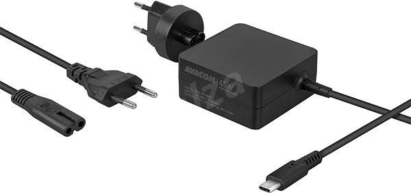 AVACOM USB Type-C 50W Power Delivery - Universal Power Adapter