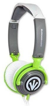 iFrogz Nomad - green-gray - Headphones