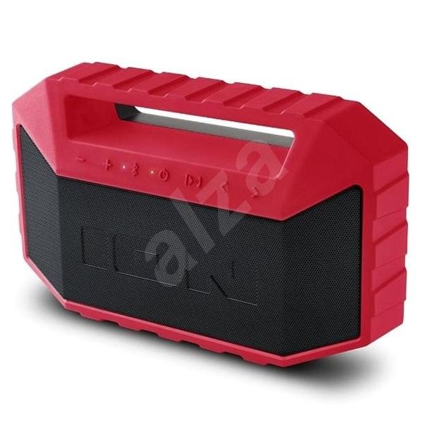 ION Plunge red - Speaker