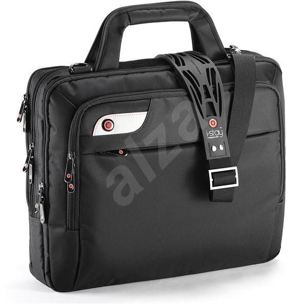 "i-Stay 15.6"" laptop Organiser case Black - Laptop Bag"