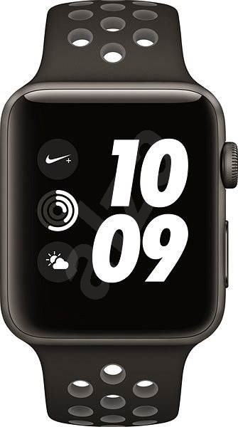 0236c6433294 Apple Watch Series 2 Nike+ 42mm Space Gray Aluminium with Anthracite Black  Nike Sport Band