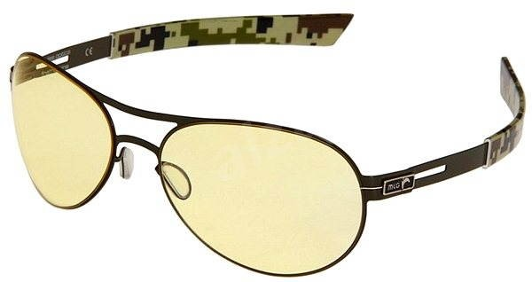 e52f69551 GUNNAR Gaming Collection MLG Legend, olive - Glasses | Alza.co.uk