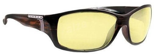 GUNNAR Office Collection E11ven, gloss onyx - Glasses
