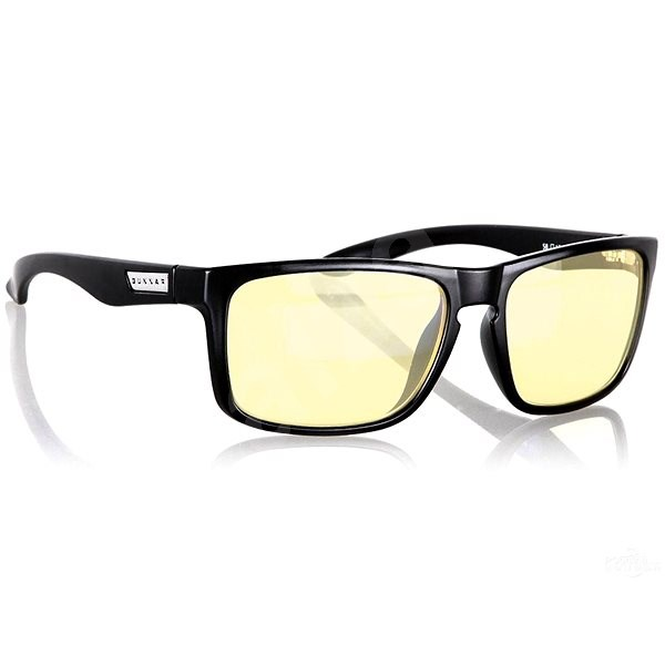 GUNNAR Office Collection Intercept, Onyx - Glasses