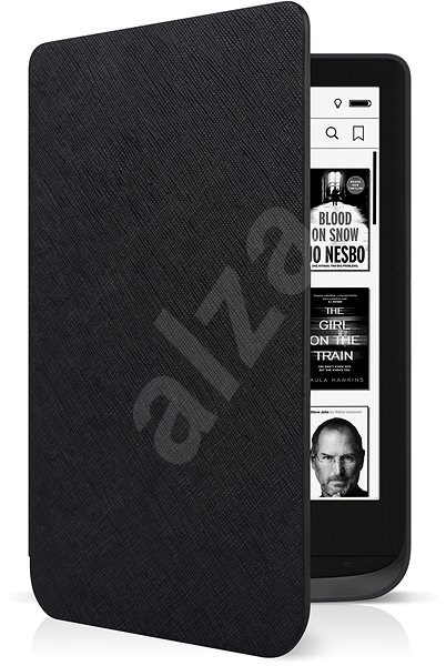 CONNECT IT for PocketBook 616/627/632 (Basic Lux 2, Touch Lux 4, Touch HD 3), black - E-book Reader Case