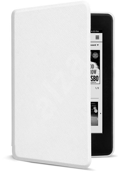 CONNECT IT CEB-1040-WH for Amazon NEW Kindle Paperwhite 2018, white - Protective Cover