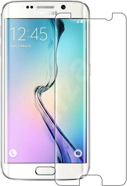 CONNECT IT Glass Shield for Samsung Galaxy S6 edge - Glass protector