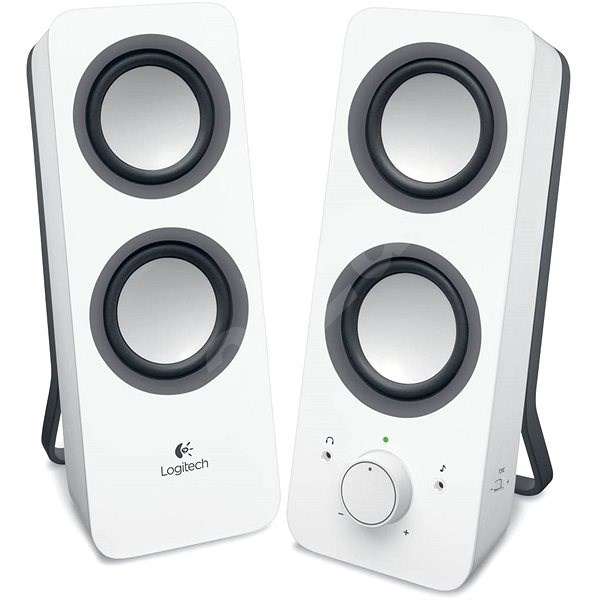 de4a43c059e Logitech Multimedia Speakers Z200 white - Speakers | Alza.co.uk