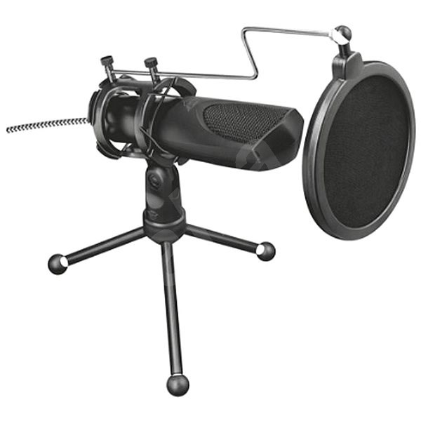 Trust GXT 232 Mantis Streaming Microphone - Microphone