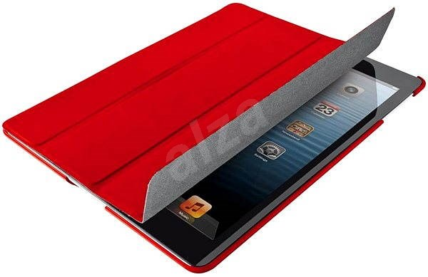 Trust Smart Case & Stand for iPad mini - Red - Tablet Case