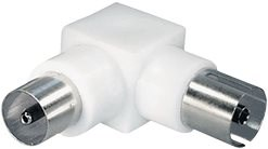 IEC Angle Connector FS 6 - Coupler
