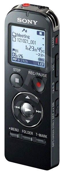 Sony ICD-UX534F black - Digital Voice Recorder