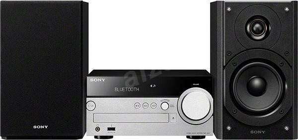 Sony Hi-Res CMT-SX7 - CD Microsystem