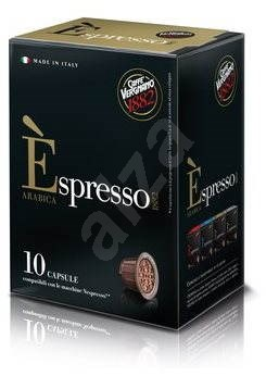 Vergnano Espresso Arabica 10-pack - Coffee Capsules