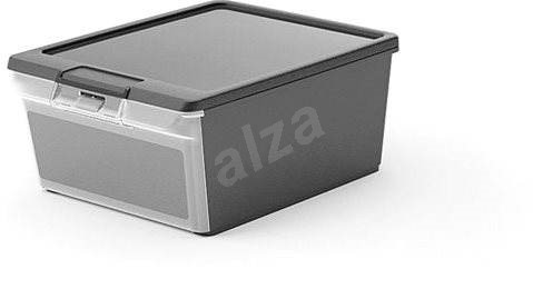 69c2287dd KIS Twin Box M Black 11 l - Storage Box | Alza.co.uk