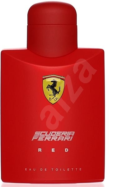 FERRARI Scuderia Red EdT 125 ml - Eau de Toilette for Men
