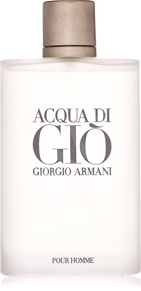 16cd58b85 GIORGIO ARMANI Acqua di Gio Pour Homme EdT 200 ml - Eau de Toilette for men