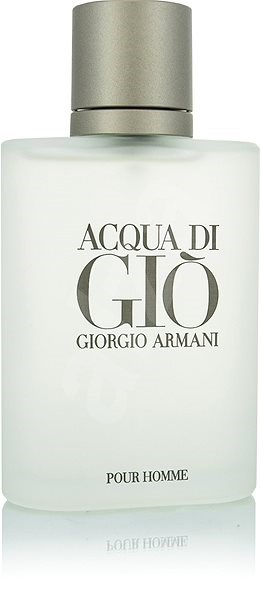 ff5bcbd378 GIORGIO ARMANI Acqua di Gio Pour Homme EdT 100 ml - Eau de Toilette for men