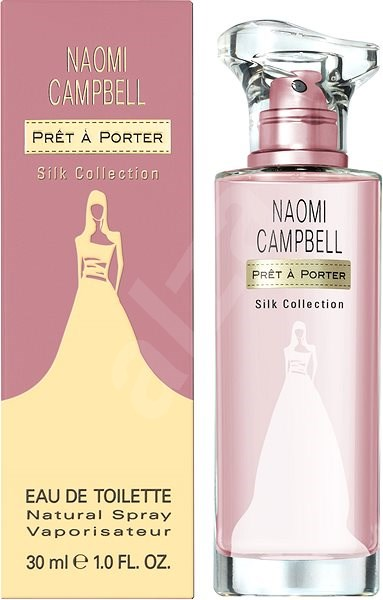 NAOMI CAMPBELL Pret-a-Porter Silk Collection EdT 30ml - Eau de Toilette