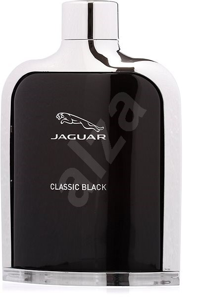JAGUAR Classic Black EdT 100ml - Eau de Toilette for Men