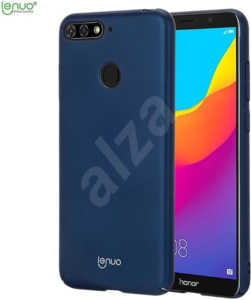 Lenuo Leshield for Huawei Y6 Prime (2018) Blue - Mobile Case