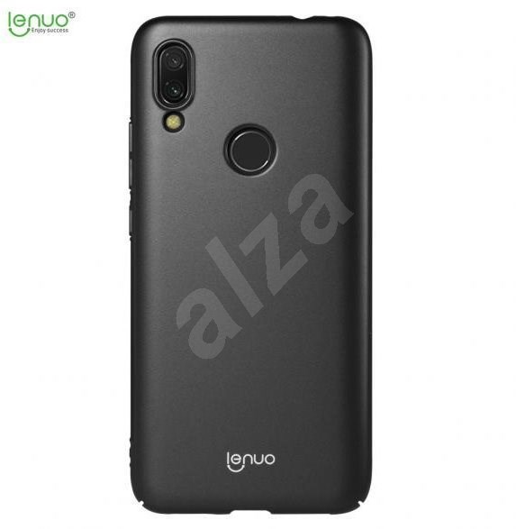 Lenuo Leshield for Xiaomi Redmi 7 Black - Mobile Case