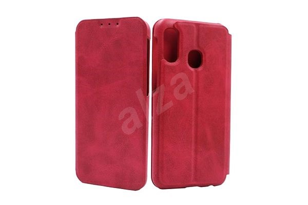Lenuo Lede for Samsung Galaxy A20e, red - Mobile Phone Case