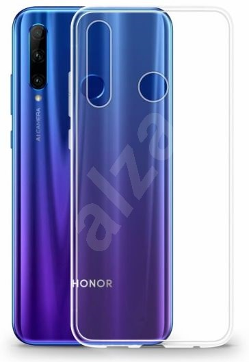 Lenuo Transparent for Honor 20 Lite - Mobile Case