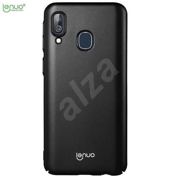 Lenuo Leshield for Samsung Galaxy A40 Black - Mobile Case