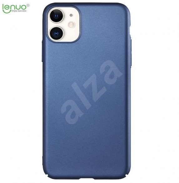 Lenuo Leshield for iPhone 11, blue - Mobile Case