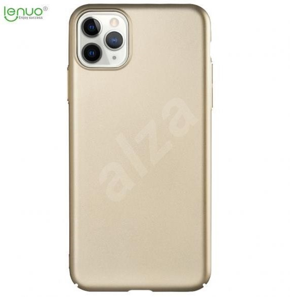 Lenuo Leshield for iPhone 11 Pro, gold - Mobile Case