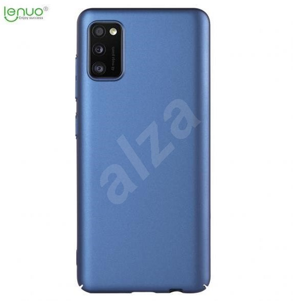 Lenuo Leshield for Samsung Galaxy A41, Blue - Mobile Case