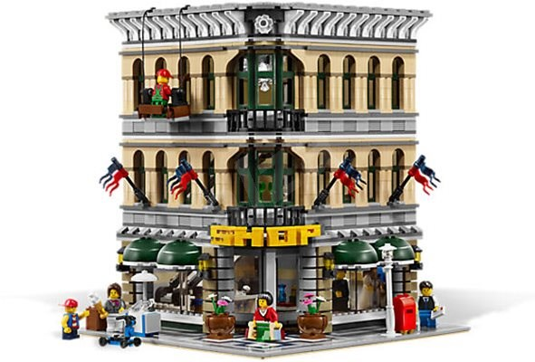 LEGO Exclusives 10211 Grand Emporium - Building Kit