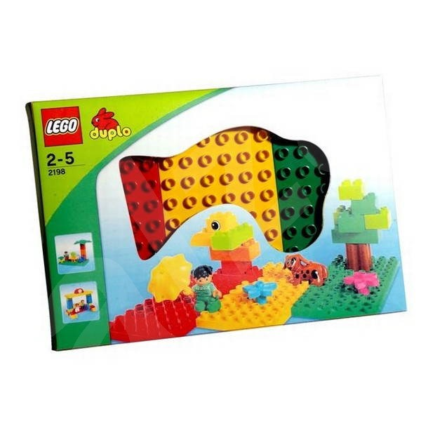 LEGO Duplo great backplate - Building Kit