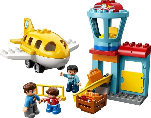 Lego Duplo Town 10871 Airport Building Kit Alzacouk