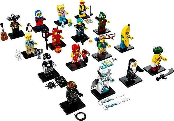 LEGO Minifigures 71013 Series 16 - Building Kit