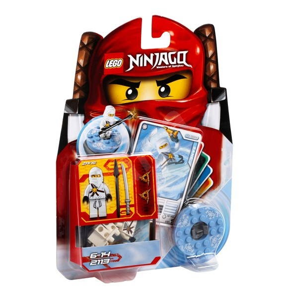 LEGO Ninjago 2113 Zane - Building Kit
