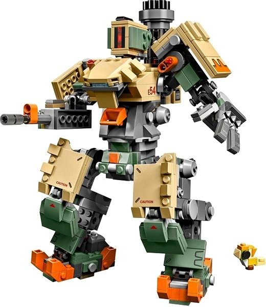 LEGO Overwatch 75974 Bastion - LEGO Building Kit
