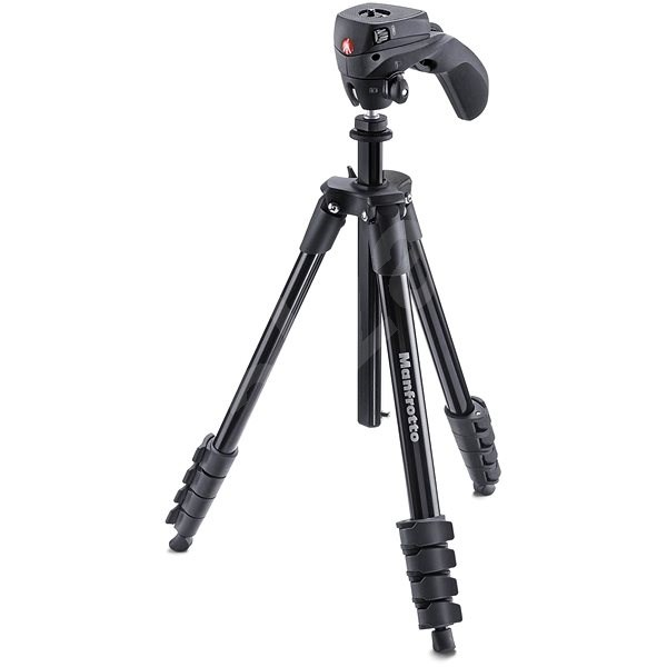 MANFROTTO MKcompactACN-BK - Tripod