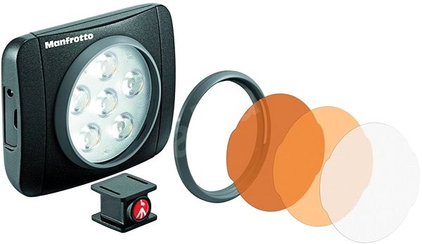 Manfrotto Lumimuse 6 LED - Photo Lighting