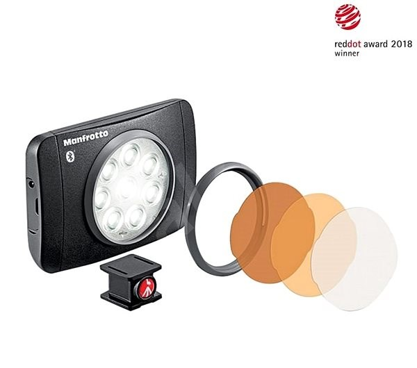Manfrotto Lumimuse 8 LED with Bluetooth - Photo Lighting