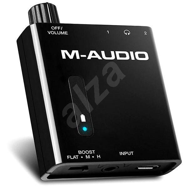 M-Audio Bass Traveler - Headphone Amplifier