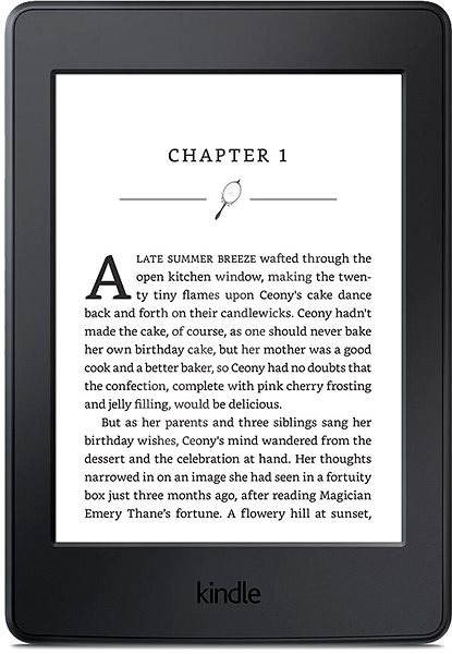 Amazon Kindle Paperwhite 3 (2015) - Without Special Offers