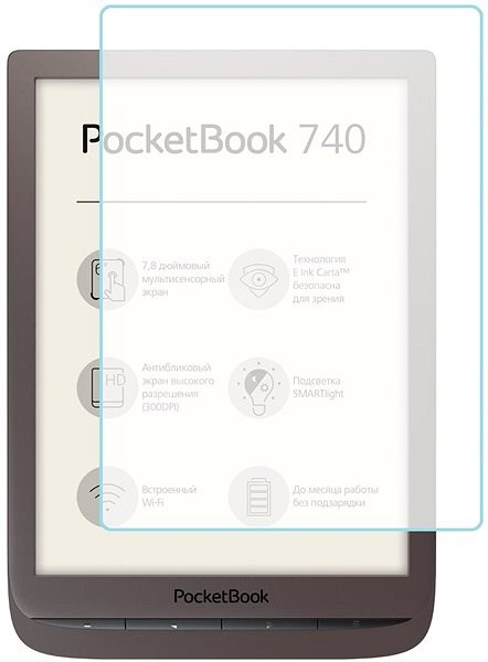 Lea Screen PocketBook740 - Screen Protector